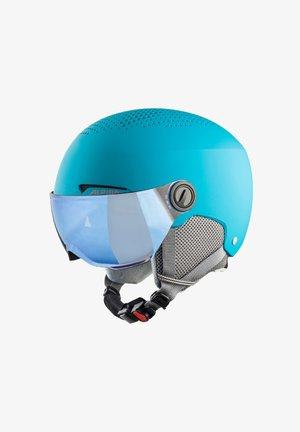 ZUPO VISOR - Helmet - turquoise matt