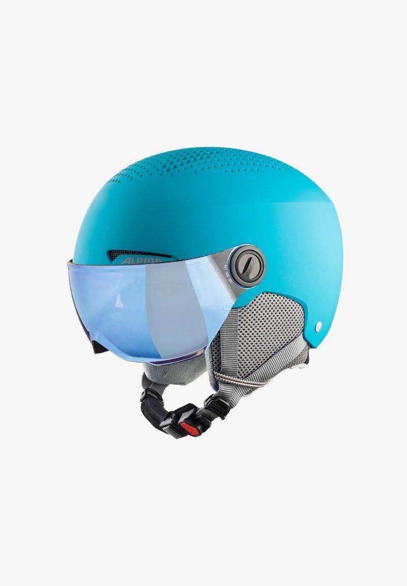 Alpina - ZUPO VISOR - Helmet - turquoise matt