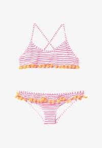 Sunuva - GIRLS SET - Bikini - hot pink - 2