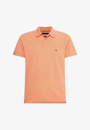 Polo shirt - summer sunset heather