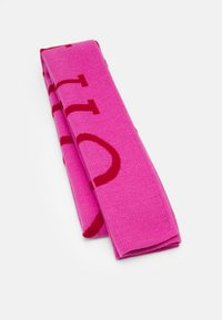 SCARF CLASSIC LOGO - Scarf - pink/red