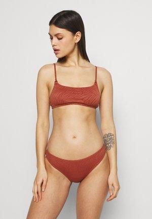 WILDBABE SET - Bikini - marsala