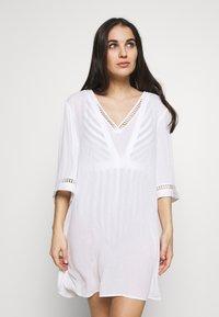 JETS Australia - KAFTAN - Beach accessory - white - 1