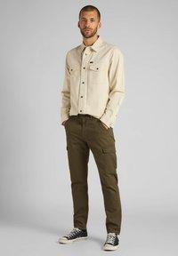 Lee - MILITARY - Skjorta - bleached sand - 1