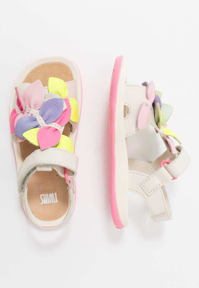 TWINS - Sandalen - light beige