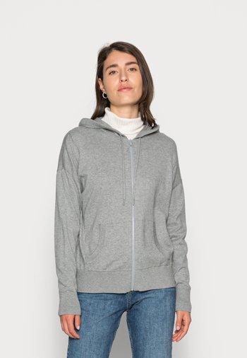 CO LLT - Cardigan - medium grey