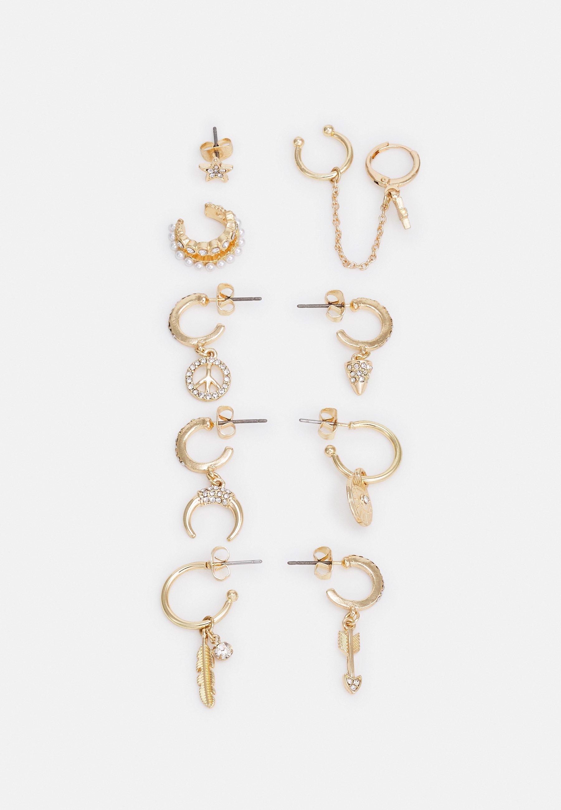 Women FGHIPSA EARRINGS 5 PACK - Earrings