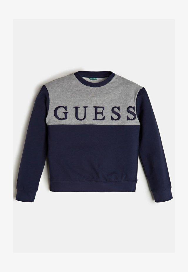 JUNIOR ACTIVE - Sweatshirt - dunkelblau