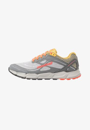 CALDORADO III - Trail running shoes - slate grey/corange