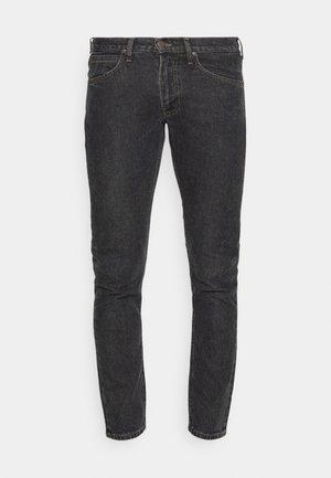 LUKE - Slim fit jeans - black rinse