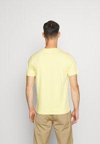Levi's® - ORIGINAL TEE - T-shirt basic - dusky citron - 2
