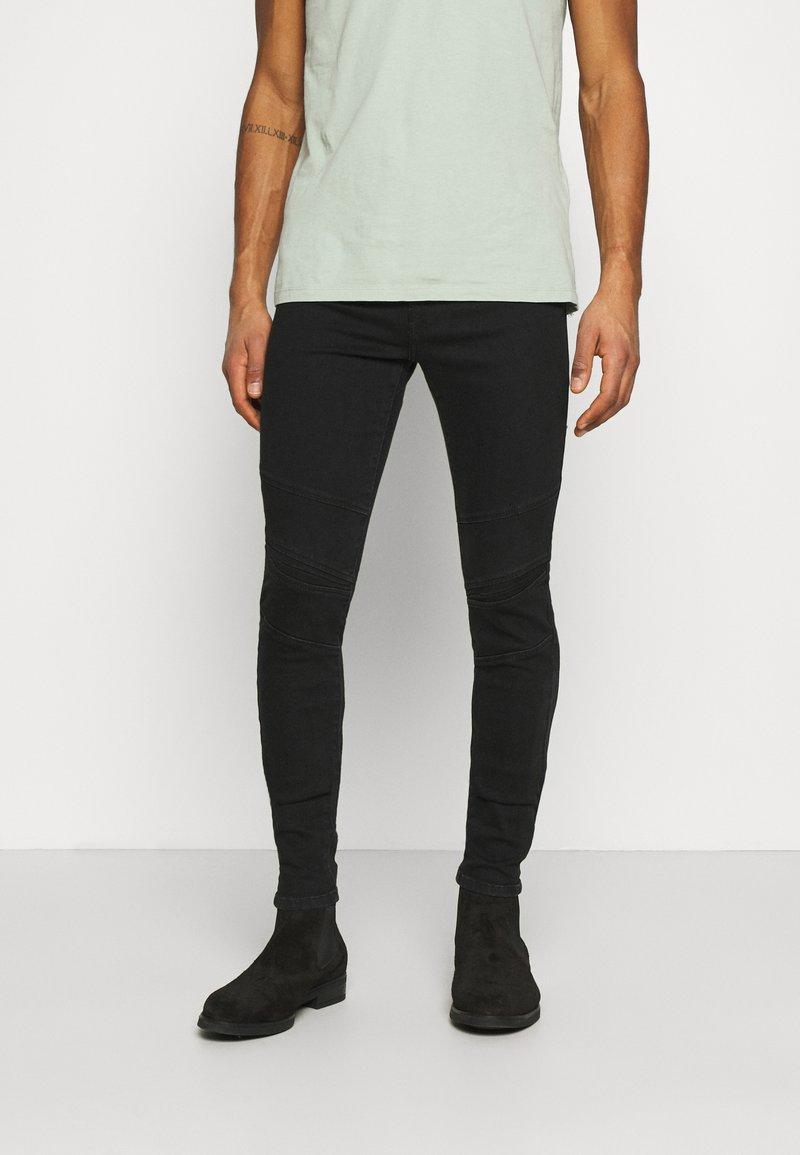 Diesel - D-AMNY-BK-SP1 - Jeans Skinny Fit - 009RB