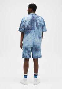 PULL&BEAR - Camicia - blue - 2