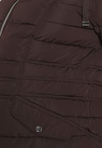New Look Maternity - MEGAN FITTED PUFFER - Kurtka zimowa - dark burgundy - 3