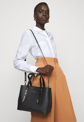 MEL TOTE - Handbag - black