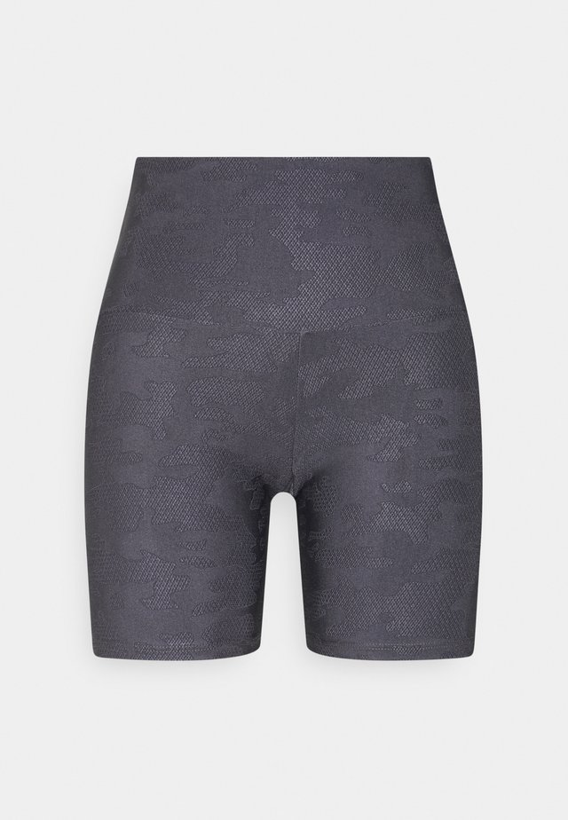BIKE SHORT - Collants - carbon