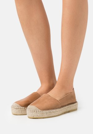 IDA  - Loafers - tan