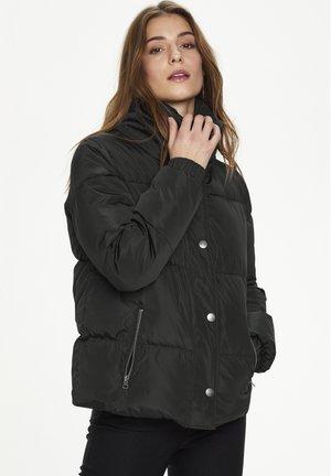 Winter jacket - black deep