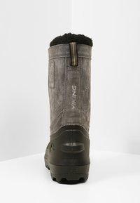Viking - SVARTISEN - Winter boots - charcoal/black - 3