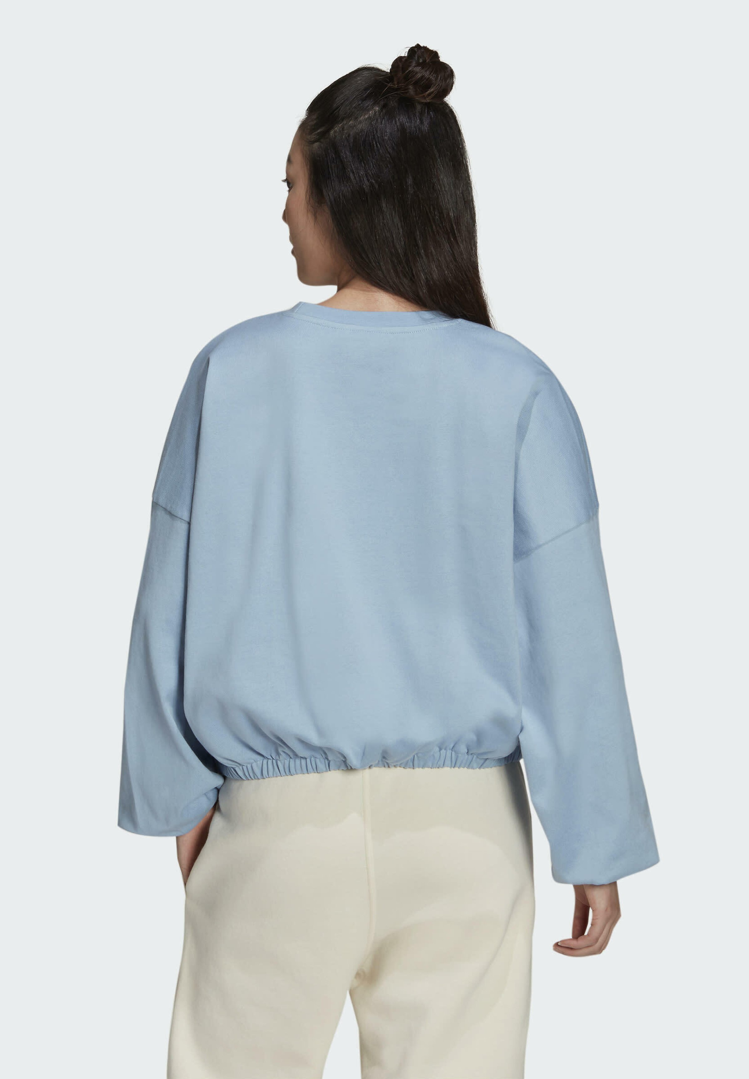 Women TRIPLE TREFOIL SWEATSHIRT - Sweatshirt