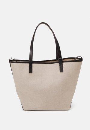 CELA SET - Handbag - beige melange