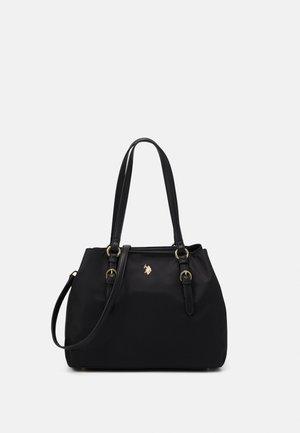 HOUSTON BAG - Bolso de mano - black