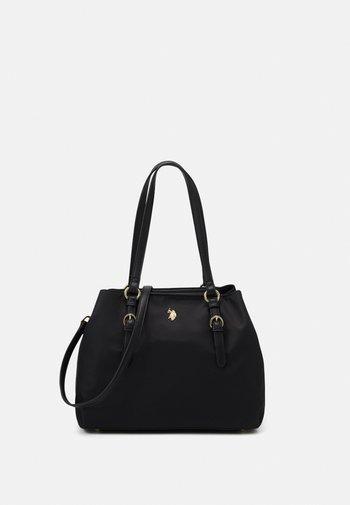 HOUSTON BAG - Handbag - black