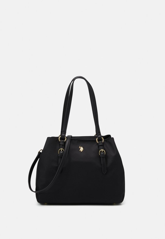 HOUSTON BAG - Handbag - black