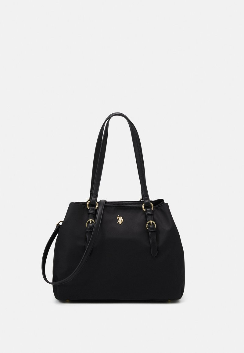 U.S. Polo Assn. - HOUSTON BAG - Handbag - black