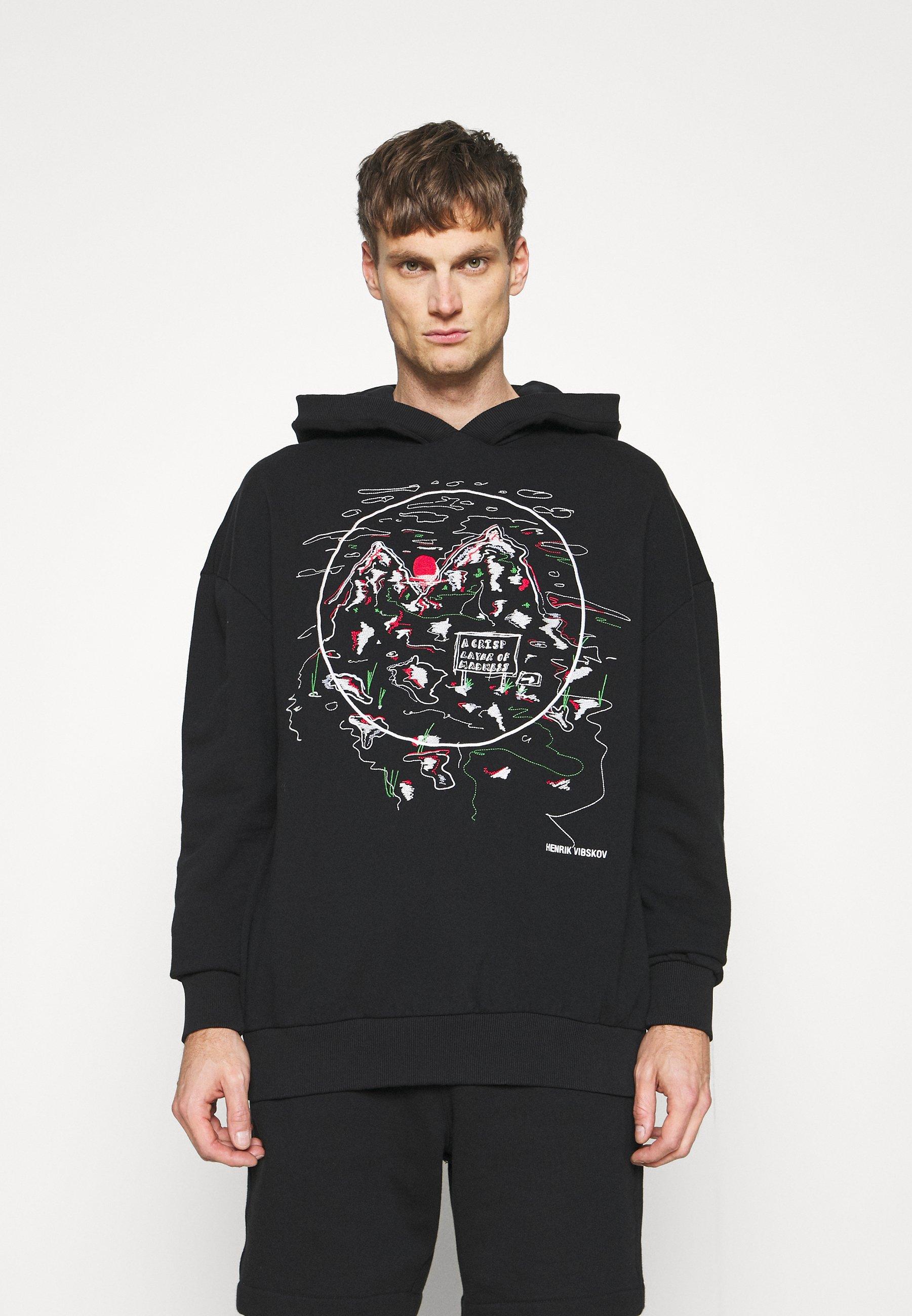 Herren THE CRISPY HOODIE - Sweatshirt