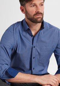 Eterna - Formal shirt - hellblau/marine - 2