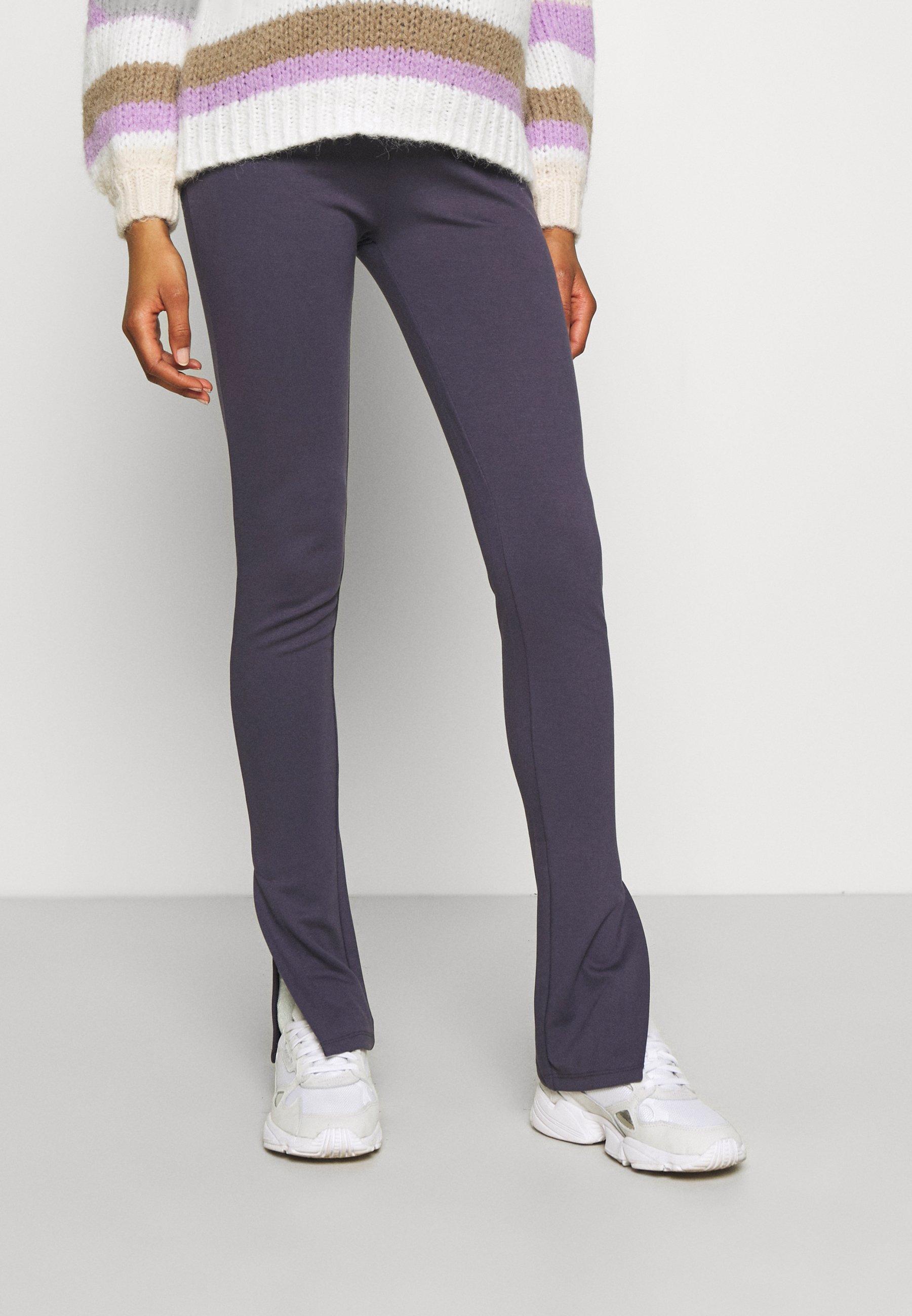 Damen MLELAINE SLIT - Leggings - Hosen