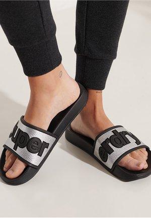 EVA  - Sandali da bagno - silver