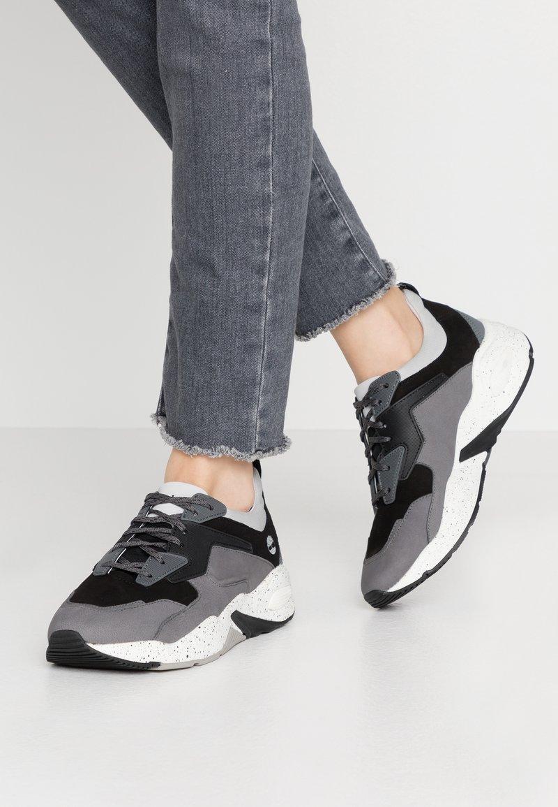 Timberland - DELPHIVILLE  - Sneakersy niskie - grey