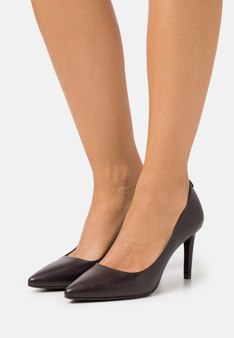 MICHAEL Michael Kors - DOROTHY FLEX - Zapatos altos - chocolate