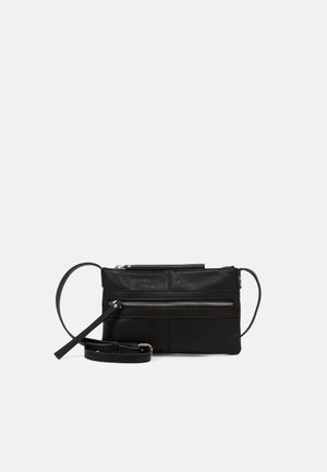 PCEMSI CROSS BODY - Across body bag - black