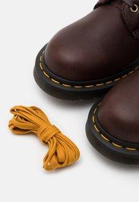 Dr. Martens - 1460 PASCAL UNISEX - Lace-up ankle boots - cask ambassador - 5