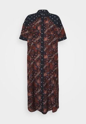 LONGER LENGTH ALLOVER PRINTED - Day dress - combo