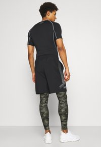 Under Armour - Collants - baroque green - 4