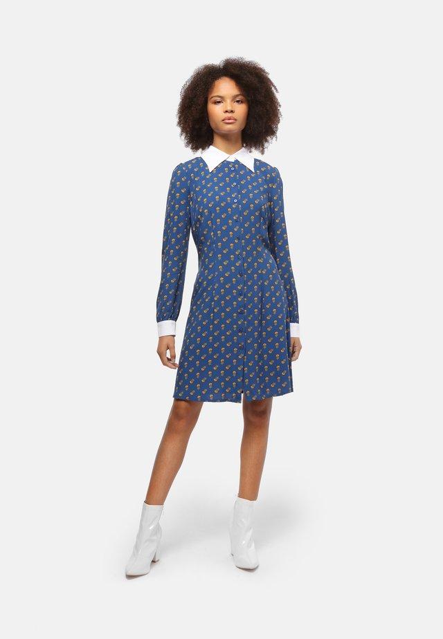 ANNABELLE WILD FLORAL  - Shirt dress - blue