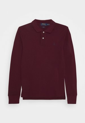 SLIM - Polo shirt - classic wine
