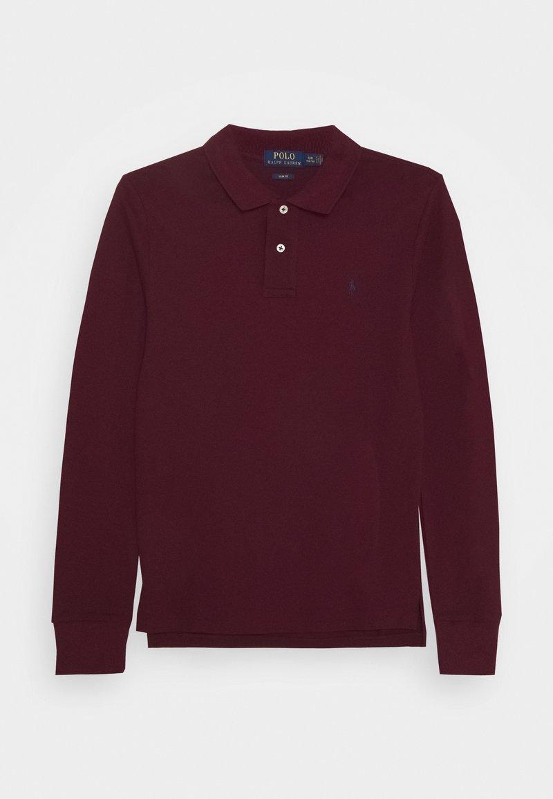 Polo Ralph Lauren - SLIM - Poloshirts - classic wine