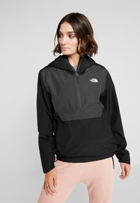 The North Face - FANORAK - Windbreaker - black - 0