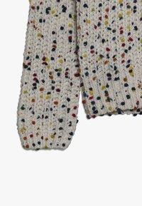 Tiffosi - ADRIANA - Stickad tröja - bege - 3