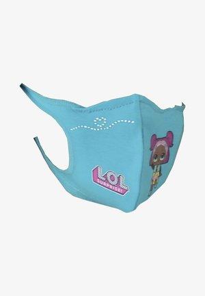 L.O.L. SURPRISE! VRQT - Stoffen mondkapje - turquoise