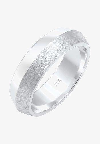 ENGAGEMENT ELEGANT - Ring - silber