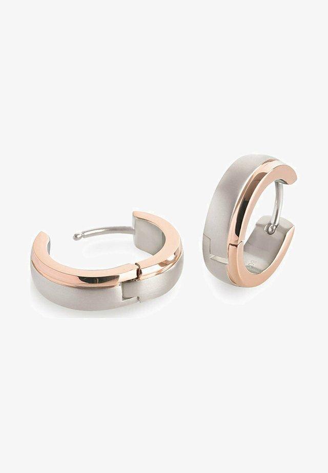BOCCIA - Earrings - rosé