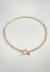 LOLA - Necklace - gold - 2
