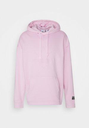 HOODY UNISEX - Felpa - clear pink