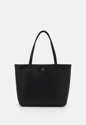 SOFT SHOPPER - Torba na zakupy - black